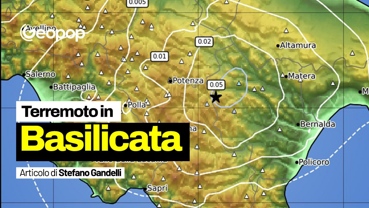 Terremoto-basilicata